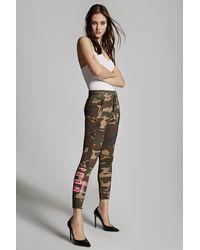 DSquared² Pantalon - Multicolore