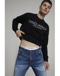 DSquared² Sweatshirt - Schwarz