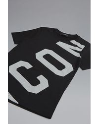 DSquared² Short Sleeve T-shirt - Black