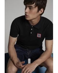 DSquared² Polo - Negro