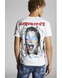 DSquared² - ショートスリーブt シャツ - Lyst