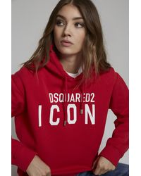DSquared² Sweat - Rouge