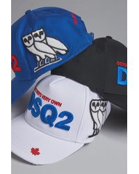 DSquared² Hat - White