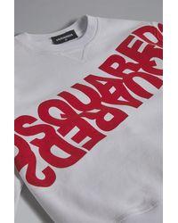 DSquared² Sweatshirt - White