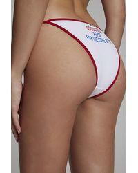 DSquared² Beachwear - Weiß