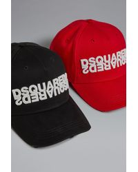 DSquared² Hat - Black