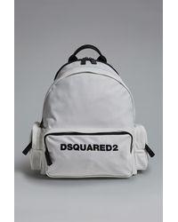 DSquared² Rucksack - Weiß