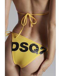 DSquared² Beachwear - Yellow