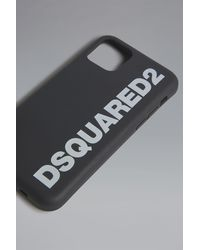 DSquared² Iphone Holder - Black