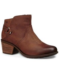 Teva - Foxy Wp Harness Boot - Lyst