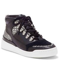 Vince Camuto Samphy High-top Sneaker - Blue