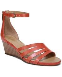 Franco Sarto Dutch Wedge Sandal - Multicolor