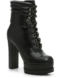 Jessica Simpson Illroy Platform Bootie - Black