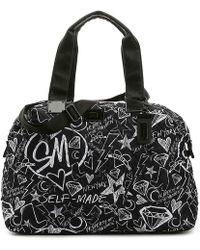 Steve Madden Bshae Weekender Bag - Black