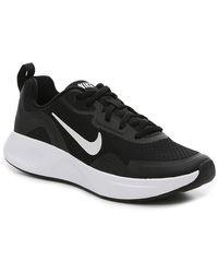 Nike Wearallday Sneaker - Black