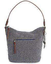 The Sak Sequoia Hobo Bag - Blue