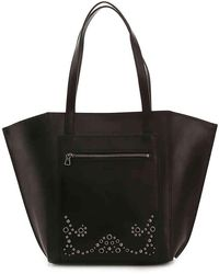 Lucky Brand - Maya Leather Tote - Lyst