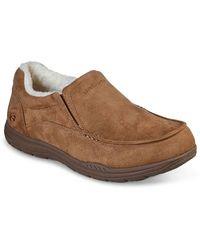 Skechers Relaxed Fit Expected X Larmen Slipper - Brown
