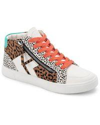 Dolce Vita Zello Mid-top Sneaker - Multicolor