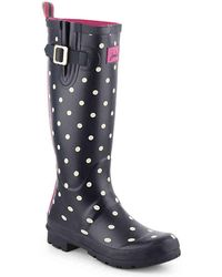 Joules - Bp Welly Rain Boot - Lyst