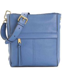 Cole Haan - Kathlyn Leather Crossbody Bag - Lyst
