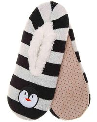K. Bell - Penguin Slipper Socks - Lyst