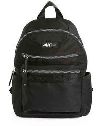 Anne Klein Sport Midi Backpack - Black