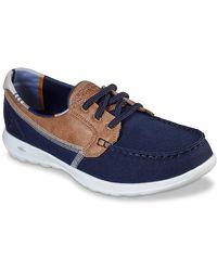 Skechers - Gowalk Lite Boat Shoe - Lyst