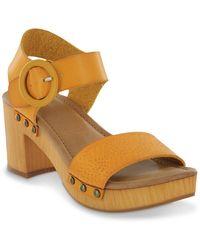 MIA Shoes Womens Melvina Sport Sandal