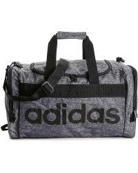 adidas Santiago Gym Bag - Black