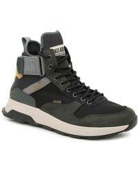 Palladium Eon Army Mid-top Sneaker - Black