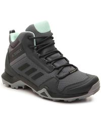 adidas Terrex Ax3 Hiking Boot - Gray