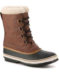 Sorel 1964 Pac Snow Boot - Brown