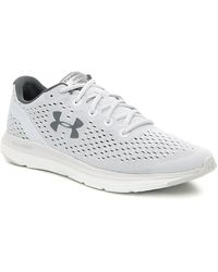 Under Armour Charged Impulse Competition Running Shoes - Gray