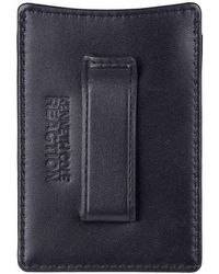 Kenneth Cole Reaction - Clip Leather Wallet - Lyst