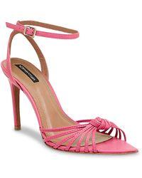 BCBGMAXAZRIA Delia Sandal - Pink