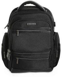 Kenneth Cole Reaction Business Backpack - Black