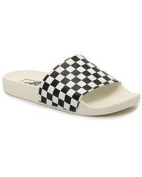 Vans Slippers - White