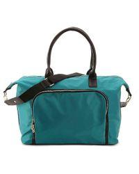 Madden Girl - Nylon Solid Weekender Bag - Lyst