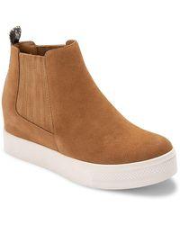 Dolce Vita Wylee Slip-on Sneaker - Brown