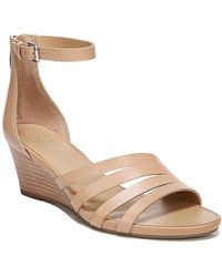 Franco Sarto Dutch Wedge Sandal - Natural