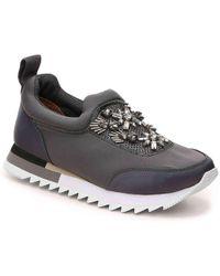 Joy & Mario Carlsbad Slip-on Sneaker - Gray
