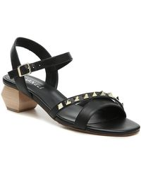 Vaneli Cidin Sandal - Black