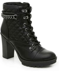 G by Guess - Gawly Bootie - Lyst