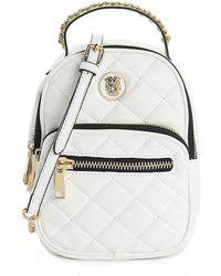 ALDO Costiera Mini Backpack - White