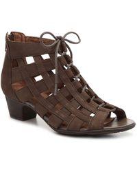 Rockport | Nasira Gladiator Sandal | Lyst