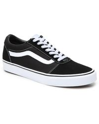Vans Ward Sneakers - Black