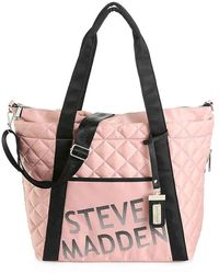 Steve Madden Bsporty Tote - Pink