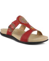 Spring Step - Myrtle Sandal - Lyst