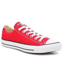 5e5d9811479d64 Lyst - Converse Chuck Taylor All Star Dainty Sneaker (women)